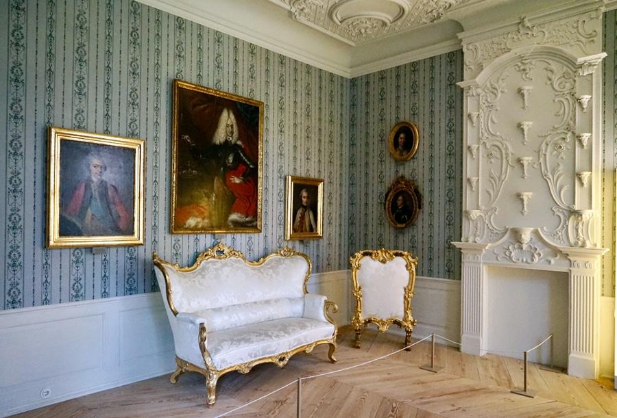 Schloss Mirow Mecklenburgische Seenplatte