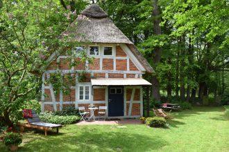 Naturhäuschen Ferienhäuser mittten in der Natur