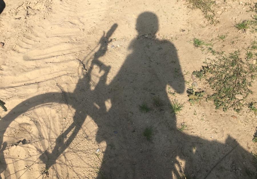 Mountainbike-Tour Berlin Brandenburg Pause